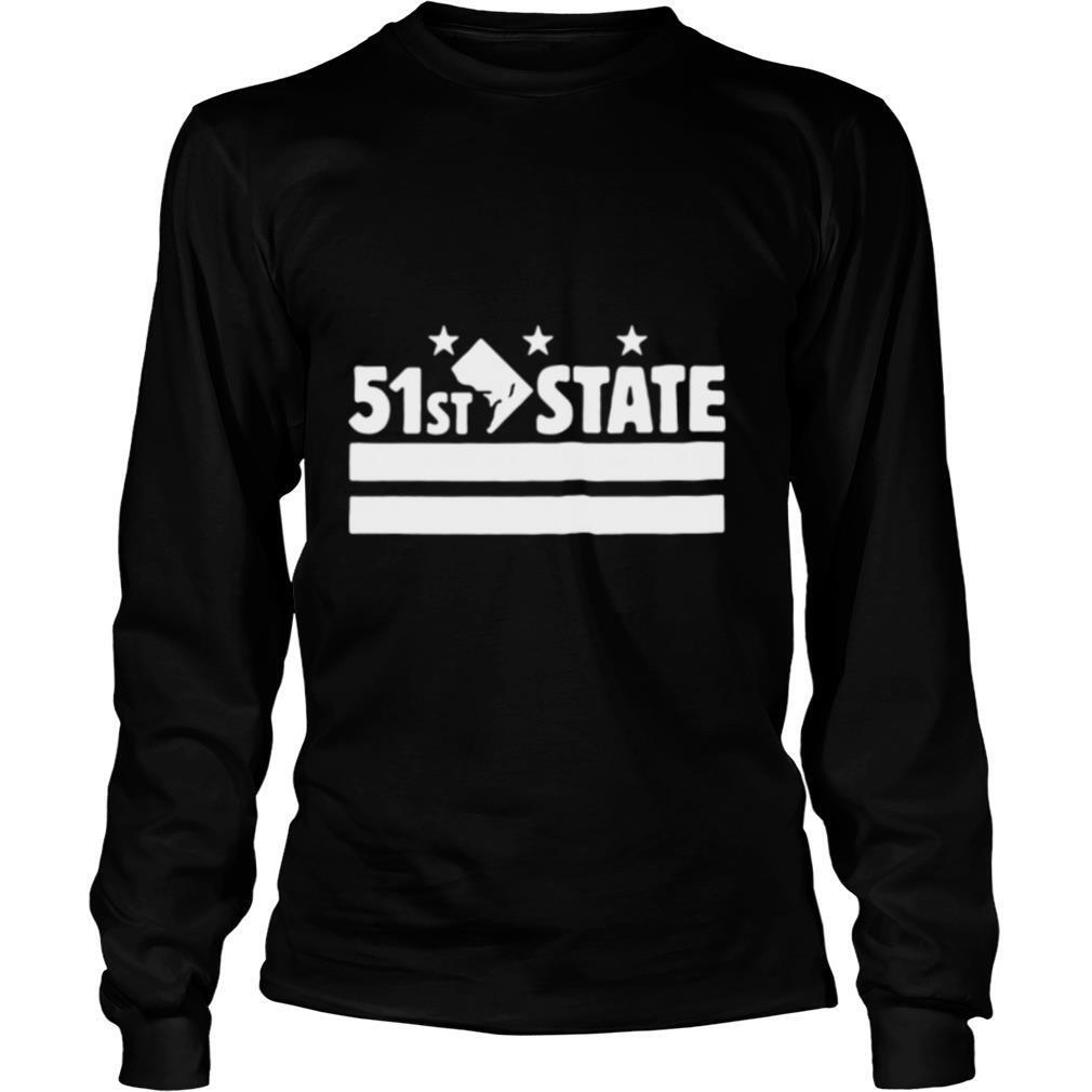 51st State Washington D.C shirt