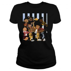 Friends huey freeman fan art shirt