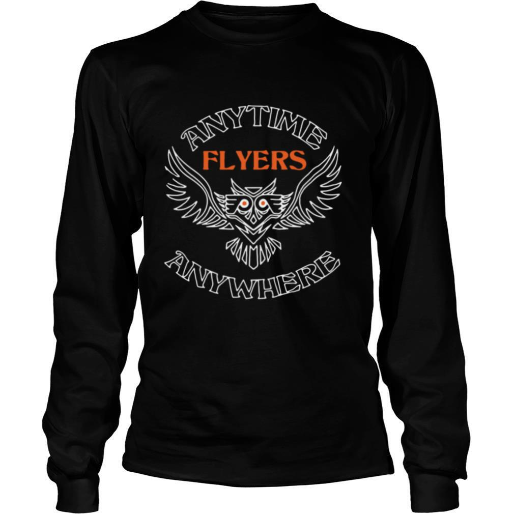 Flyers Anytime Anywhere Short
