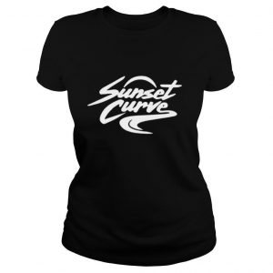 Sunset Curve shirt