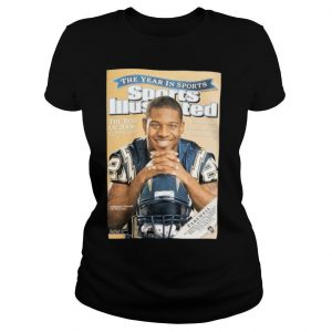 Good Cover Tee San Diego Chargers 2009 Ladainian Tomlinson shirt