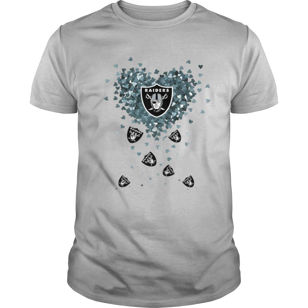 Raiders Heart shirt