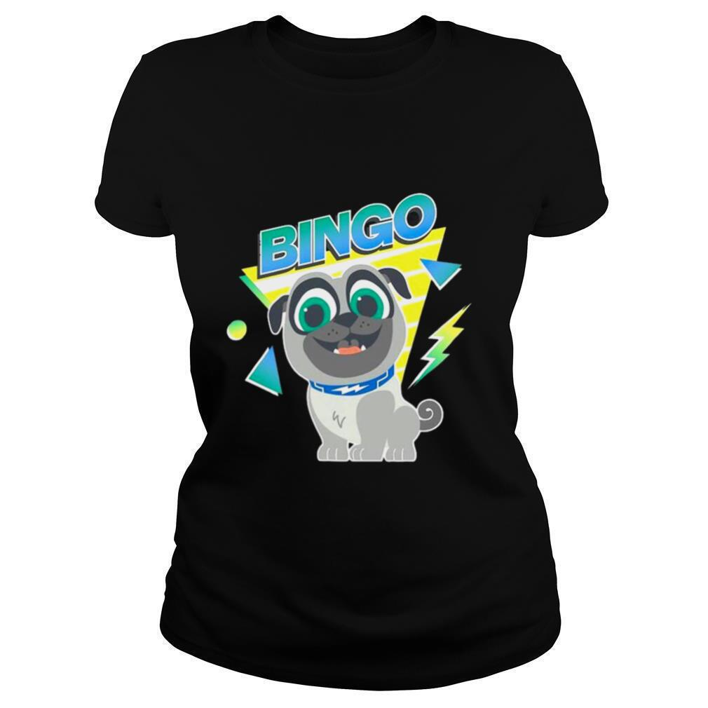 Puppy Dog Pals Bingo shirt