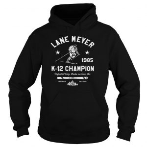 Lane Meyer 19985 K12 champion defeated roy stalin on one ski Greendale California shirt
