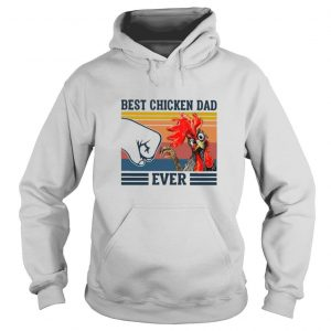 Best Chicken Dad Ever Vintage – Happy Father's Day 2021 shirt
