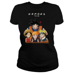 Official Heroes team shirt